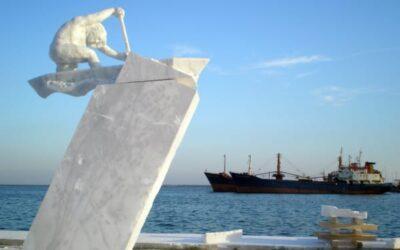 """AMANCIO: """"La escultura es un todo, una unidad"""""""