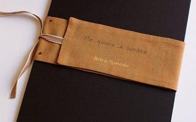 Grabados y poemas de BELÉN GONZALO