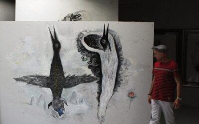 «Poliedro», de Pedro Castrortega