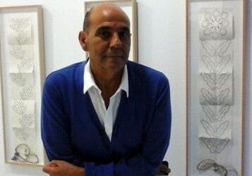 """Miguel Escanciano: """"Esta exposición es un relato de conquista del día a día"""""""