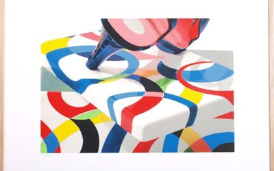 Obra de la semana: «Taconeando», de Víctor Arrizabalaga