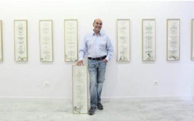 Miguel Escanciano, en blanco y negro