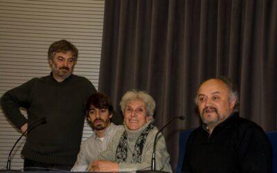 Una película sobre Castorina… y fotos de Vicente García
