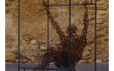 Dos exposiciones del escultor AMANCIO GONZÁLEZ coinciden en León