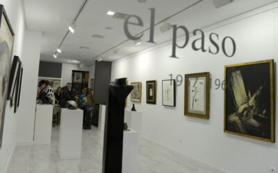 """Marga Carnero: """"Una exposición como la de El Paso da prestigio a la galería"""""""