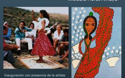 LA CHUNGA: Bailando con pinceles