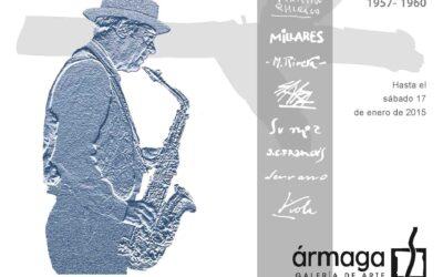 Sesión-vermouth con el saxofonista Ildefonso Rodríguez