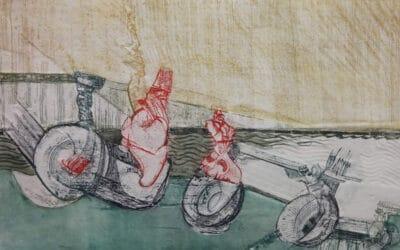 Ármaga colabora en la exposición sobre el grupo El Paso y el informalismo leonés