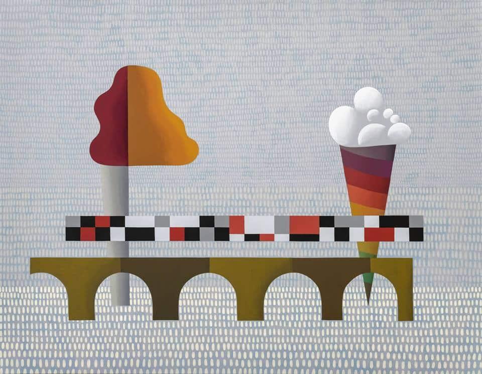 """""""Las ganseras"""", una obra de Enrique Rodríguez GUZPEÑA."""