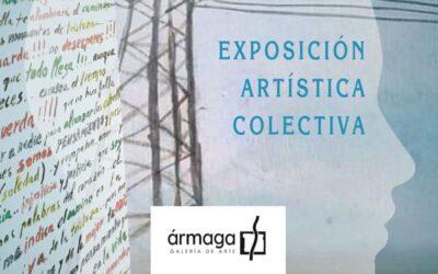 Exposición artística colectiva en el Día Mundial de la Salud Mental