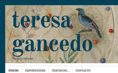 El blog de la pintora TERESA GANCEDO