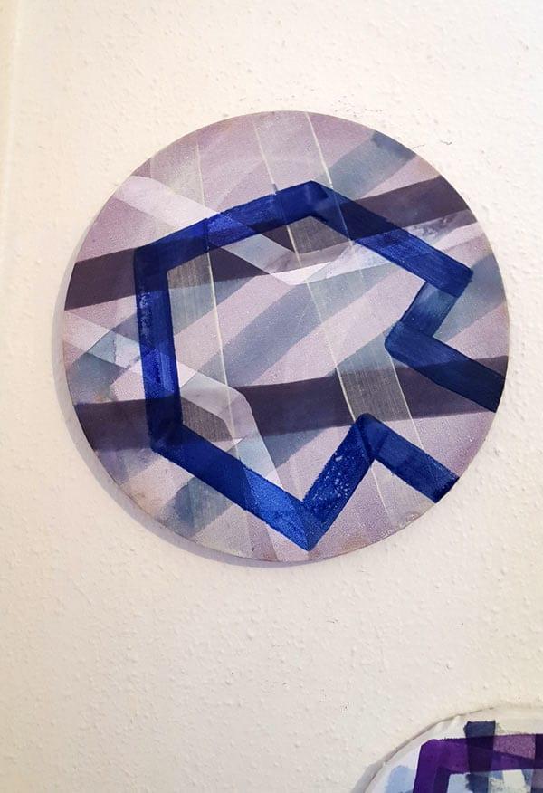 Una obra de Begoña Pérez Rivera.