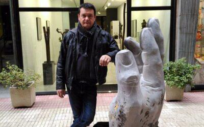 Amancio presenta en Ármaga la mano que coronará la ruta del Celorio