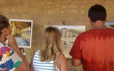 Juan-Ramón Alves Fernández se alza con el premio especial Galería Ármaga en Escalada