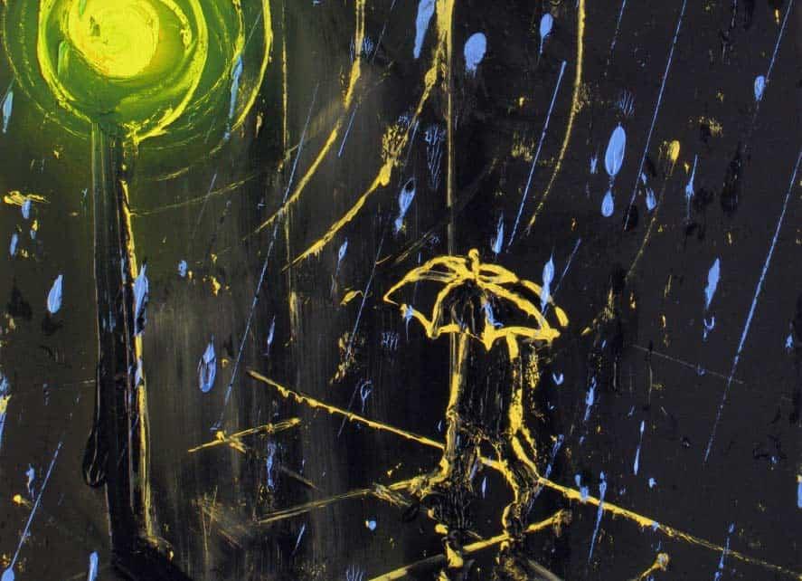 PELAYO ORTEGA regresa a la galería Ármaga con su pintura neofigurativa y esencial