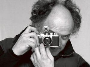 Autorretrato del fotógrafo astorgano.   AMANDO CASADO