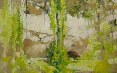 Paisajismo y abstracción. Exposición de MOSET en Ármaga
