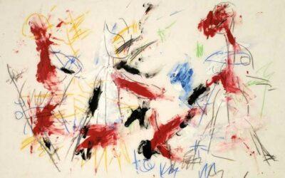 MARGOT MOLINA sobre DAVID COLINAS: «La armonía del caos»