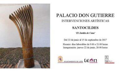 Intervención de Santocildes en el Palacio de Don Gutierre