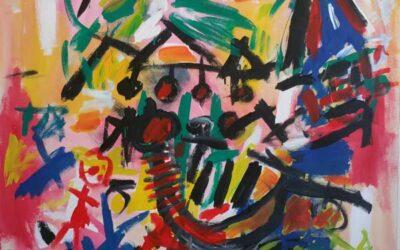 Inauguración de DAVID COLINAS en Ármaga: «Pintura que cuenta»