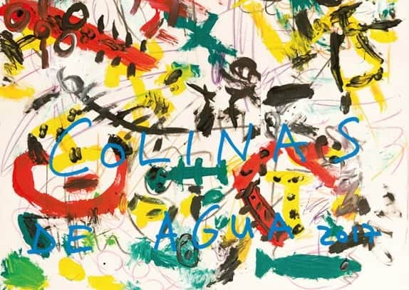 «Colinas de agua».Una exposición de pinturas de David Colinas en el Museo de León