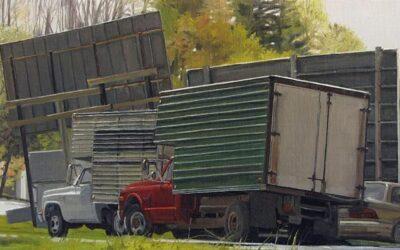 """""""Made in USA"""", una exposición del pintor FÉLIX DE LA CONCHA en Ármaga"""