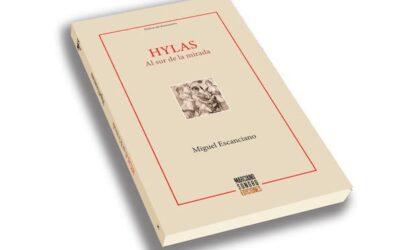 Miguel Escanciano presenta 'Hylas», un poemario inédito desde hace tres décadas
