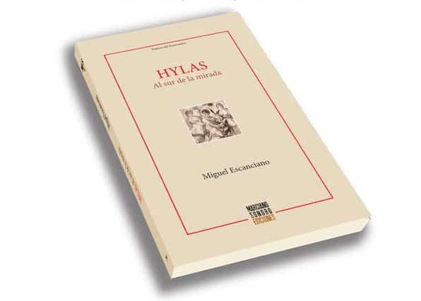 """Miguel Escanciano presenta 'Hylas"""", un poemario inédito desde hace tres décadas"""