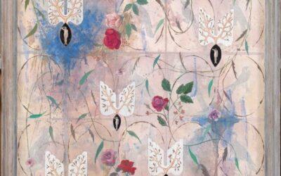 Una exposición retrospectiva repasa la trayectoria de la pintora Teresa Gancedo en el MUSAC (León)