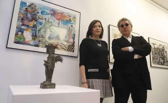 Juan Carlos Mestre y Alexandra Domínguez / Dos formas de soñar un mismo sueño