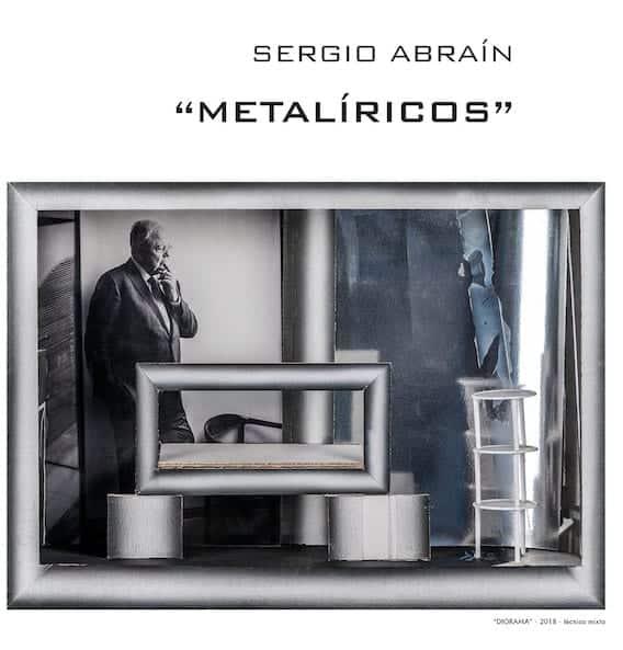 """""""Metalíricos"""", de Sergio Abraín: una mirada diferente sobre el mundo"""