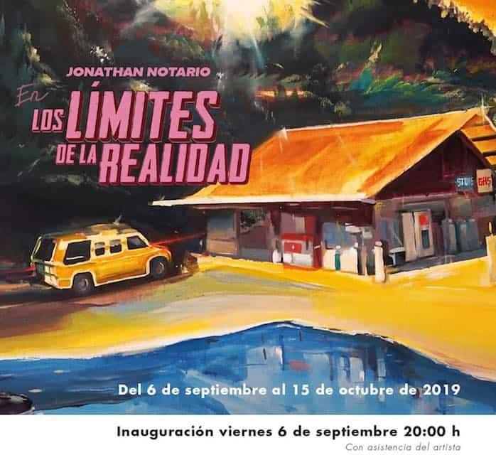 Jonathan Notario abre la nueva temporada en Ármaga con su exposición «En los límites de la realidad»