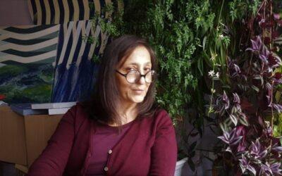 Begoña Pérez Rivera busca en 'Imágenes Interiores' estados alterados de conciencia