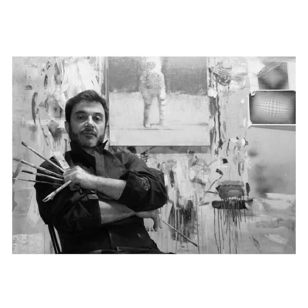 Fernando V. Mourelo  – Artistas de Ármaga